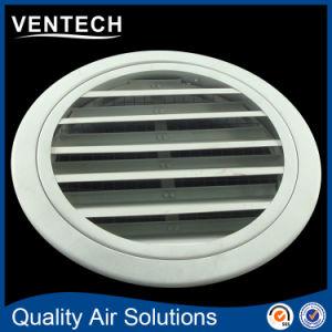 Excelente Fabricante fresta redonda à prova de água para utilização de ventilação