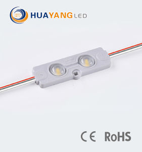 RoHS 2W LED bianco illumina il modulo dell'iniezione per Lightbox esterno