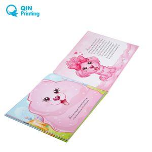 A4ハードカバーカラー児童図書の印刷