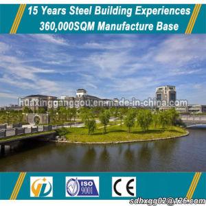 La norma europea Marco personalizada de fábrica de la estructura de acero