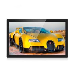 HDMIの新しい24のインチHD 1080Pデジタルの写真フレーム