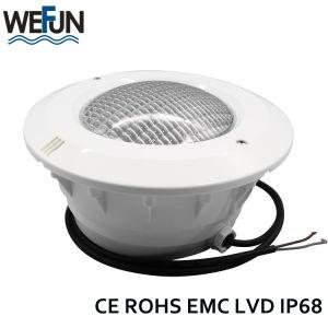 precio de fábrica de protección IP68 de 12V 15W/20W/35W Epistar LED PAR56 Piscina Underwater Light con Nicho
