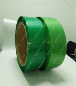 Saída Dupla de PP de plástico de embalagem PET da Linha da Correia