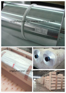 Высокое качество двойной нуль алюминиевой фольги