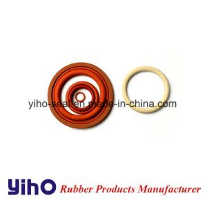 GummiEPDM/FKM/Viton/PU/SBR/NBR Silikon-Ring-Netzkabel