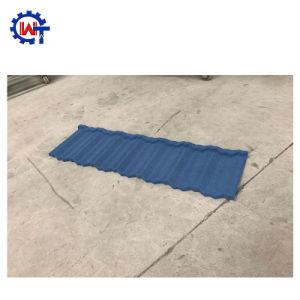 性質カラー砂は波形の屋根ふきシートのNosenの屋根瓦を欠く