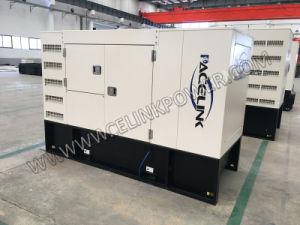 Cummis Powered 50kVA Groupe électrogène Diesel silencieux avec ce/ ISO économique