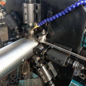 Dn89-200mm máquina de formación del tubo de escape duradero