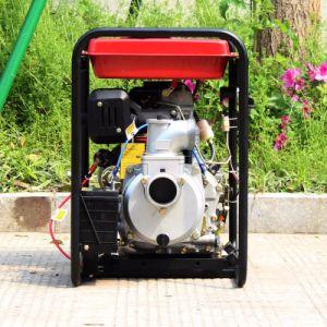 Bison 3 Zoll-kleine bewegliche Bewässerung-landwirtschaftliche Dieselwasser-Pumpen