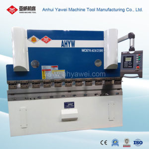 Freio de chapa metálica máquina para venda com a marca Shengde Anhui Maanshan