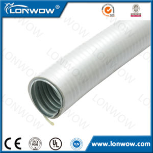 Gi recubierto de PVC Tubo conduit flexible