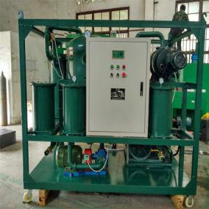 Zla-100 Muebles purificador de aceite de transformadores, la purificación de aceite de máquina, Planta de refinería de petróleo de aislamiento