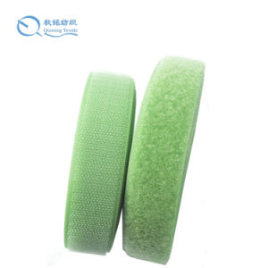 Material de nylon Gancho y bucle caliente de Venta