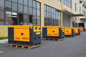Fabricante experimentado 7.5kVA-2750kVA en silencio/Open/móvil de energía eléctrica grupo electrógeno de motor Diesel para el sector industrial/construcción/hogar