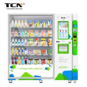 Tcn OEM / ODM Micro Marché d'écran tactile 3c Digital cosmétiques vending machine