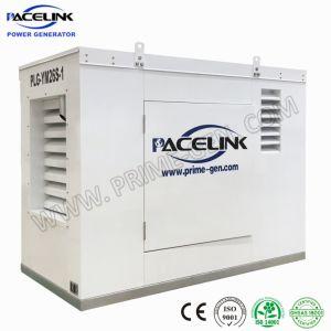 26kVA insonorizado Generador Diesel Yanmar Powered altamente personalizado separados con controlador de telar de 10 metros