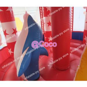 2018 Nuevo castillo hinchable, Comercial Alquiler Casa saltando inflables payaso, el Carnaval niños Bouncer