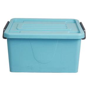 15L de alta qualidade para o recipiente de plástico com tampa