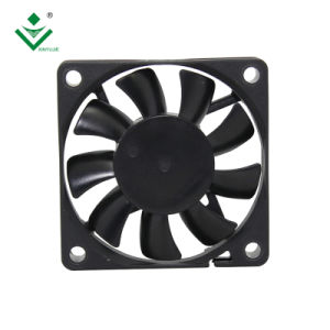 High Velocity 60mm 5 Volts carro de 12 V o ventilador do arrefecedor do ventilador pequeno 5V 24V 60X60X10 6000rpm