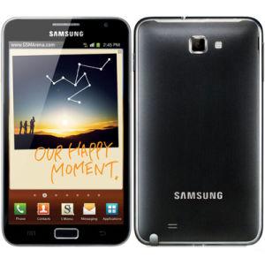 De geopende Galaxi Mobiele Telefoon van de Telefoon van de Cel van de Nota N7000 voor Samsung