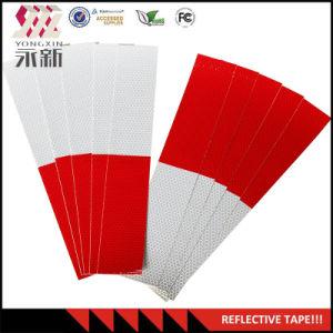 Rode Witte Retro Weerspiegelende Band