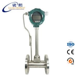 表示LCD渦の二酸化炭素のガスの流れメートル
