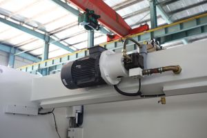 Nos67K Precio Máquina de prensa de doblado electrohidráulico para ventas