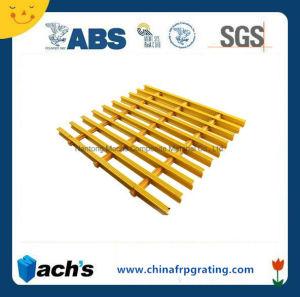 GRP résistant à la corrosion de bonne qualité de caillebotis T3310 de type Pultruding