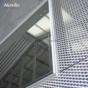 Faible coût Sculpture en CNC aluminium revêtu de PE Feuille de maillage