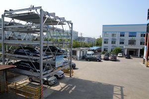 مصنع صناعة متعدّد طبقة حصريّ لغة سيارة يرفع مرأب نظامة