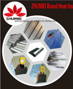 La toiture en aluminium bâtiment tissé matériau à isolation thermique imperméable