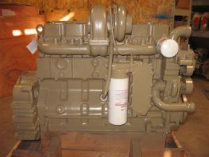 motore diesel 6CT8.3-GM115 del generatore marino di raffreddamento ad acqua 115kw Cummins