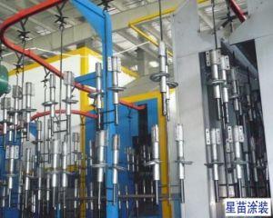 Ligne de production automatique de revêtement de peinture faite sur la voiture partie avec la norme ISO9001