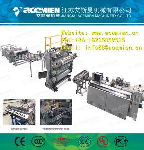 Carrelage de marbre en plastique Making Machine/Ligne de Production/extrudeuse