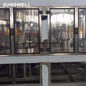 Автоматическая бутылка воды стиральная машина пневмоинструмента наполнения 3-в-1 в моноблочном исполнении