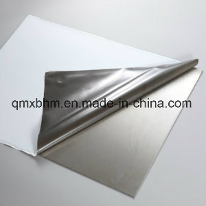 고무 접착제를 가진 스테인리스 격판덮개를 위한 공장 판매 대리점 PE 보호 필름