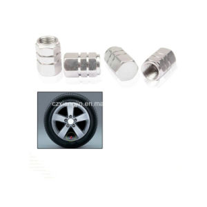 Reposer CNC aluminium anodisé à six pans de l'écrou de roue de course de verrouillage
