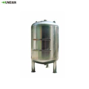 La caja del filtro de agua de acero inoxidable para tratamiento de agua