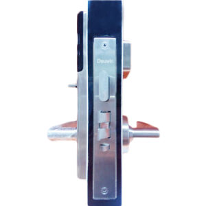 Multi serratura della maniglia di portello del meccanismo di disegno di funzione del punto