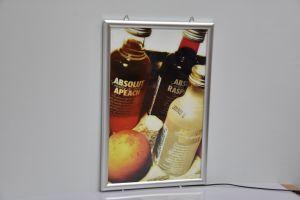 システムアルミニウムプロフィールの開いたフレームを広告する熱い販売