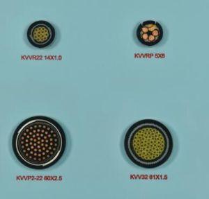 Il PVC ha inguainato il cavo di controllo flessibile, XLPE isolato, conduttore di rame, cavo elettrico, cavo elettrico