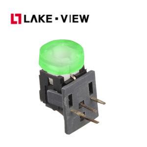 Geleuchteter elektrischer SMD Takt-taktilschalter mit LED