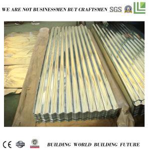 Lulin Stahlring-gewölbtes Dach-Blatt für Verkauf