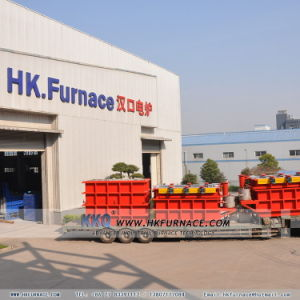 ForkliftのボックスFurnace Automatic Quenching Production Line