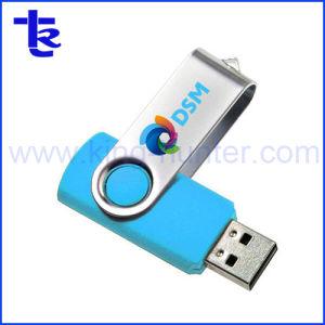 O metal Twister Giratório Pendrive Pen Drive USB de memória flash