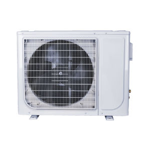 Groene Energie! Het koelen/het Verwarmen DC48V van de ZonneAirconditioner 24000BTU van het Net