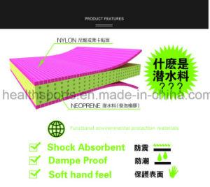 Qualitäts-förderndes Neopren kann kühlerer Halter mit Firmenzeichen-Drucken