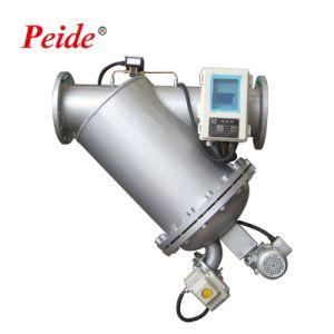 Tipo de Auto Limpieza de la pantalla de Agua de Lluvia el sistema de filtro de agua