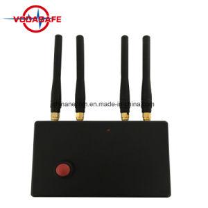 Stoorzender van het Signaal van de Telefoon van China de Draagbare Mobiele, de Stoorzender Blcoker van de Afstandsbediening van de Auto 315/330/390/433MHz