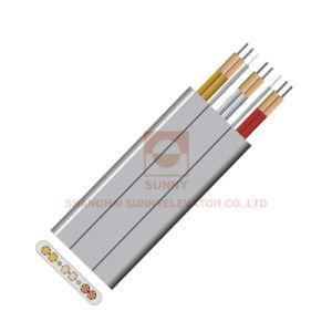 Стальная сердцевина или экранирование плоские кабели управления элеватора (SN-TVVBG)